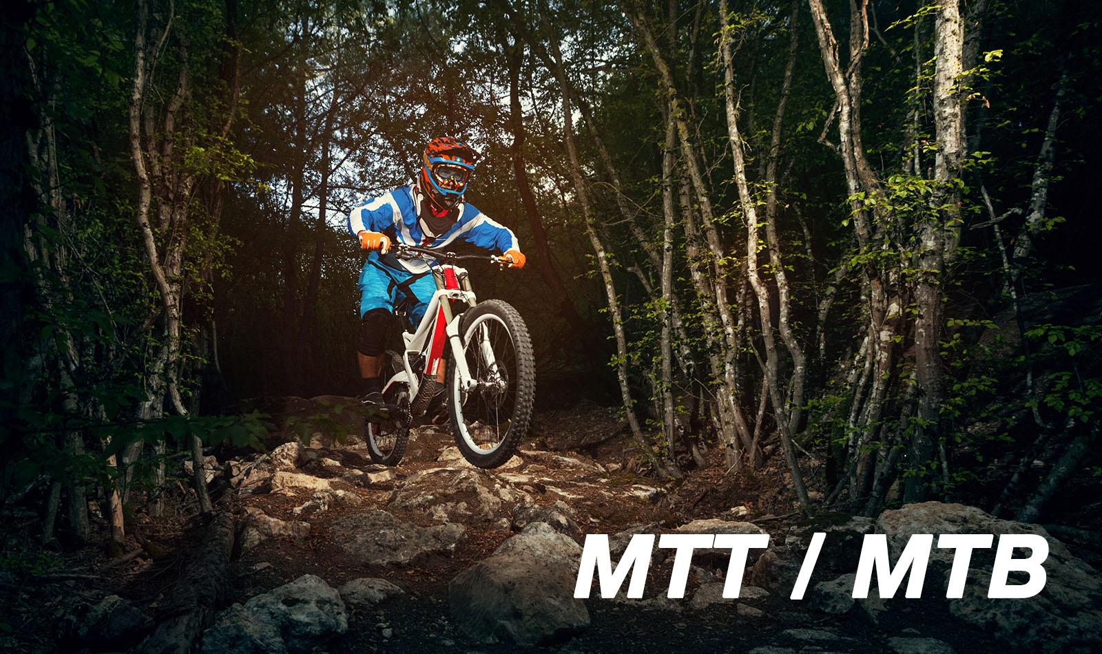 MaEsports Actividad BTT - MTB