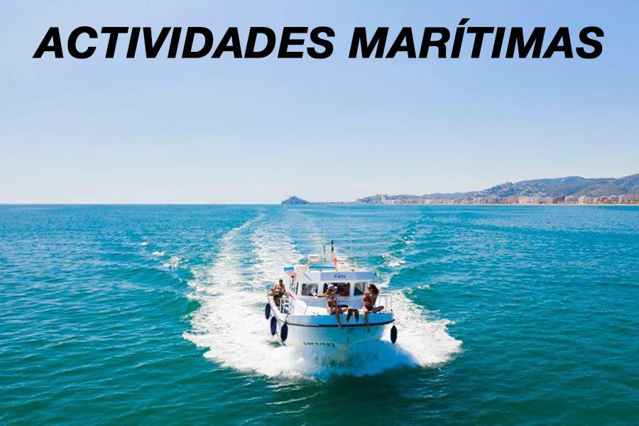 Maesports Actividades Marítimas